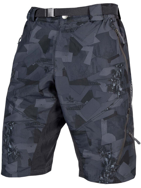 Endura Hummvee II Shorts Men greycamo